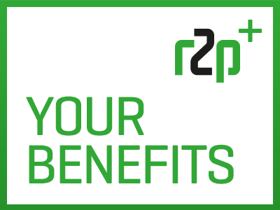 r2p Benefits icon