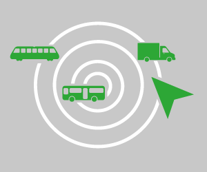 Pictogram of r2p Telematics/Tracking solution