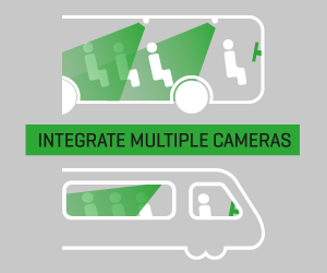 Pictogram of r2p Saloon CCTV solution