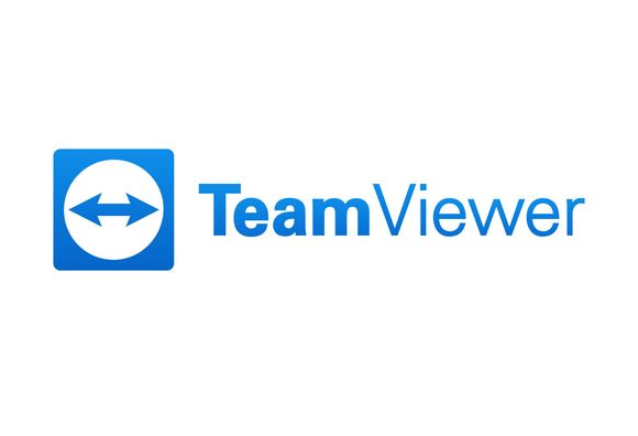 Logotipo do Team Viewer